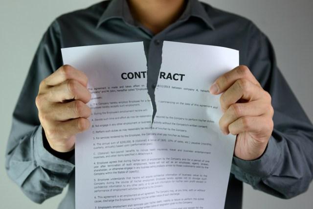 Khi công ty bị rút giấy phép kinh doanh, có hủy bỏ hợp đồng bán hàng đa cấp?