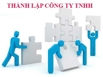 Muốn thành lập Công ty TNHH 1 thành viên, hồ sơ bao gồm những gì?