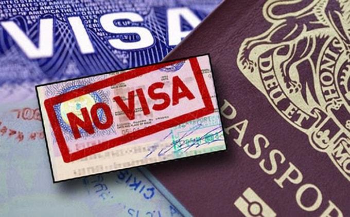 Những trường hợp được hưởng chế độ miễn thị thực khi vào Việt Nam
