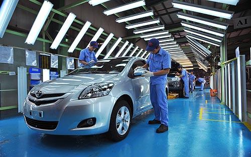 Điều kiện kinh doanh ô tô nhập khẩu
