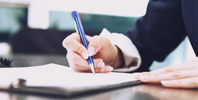 Hợp đồng có giá trị pháp lý khi nào?
