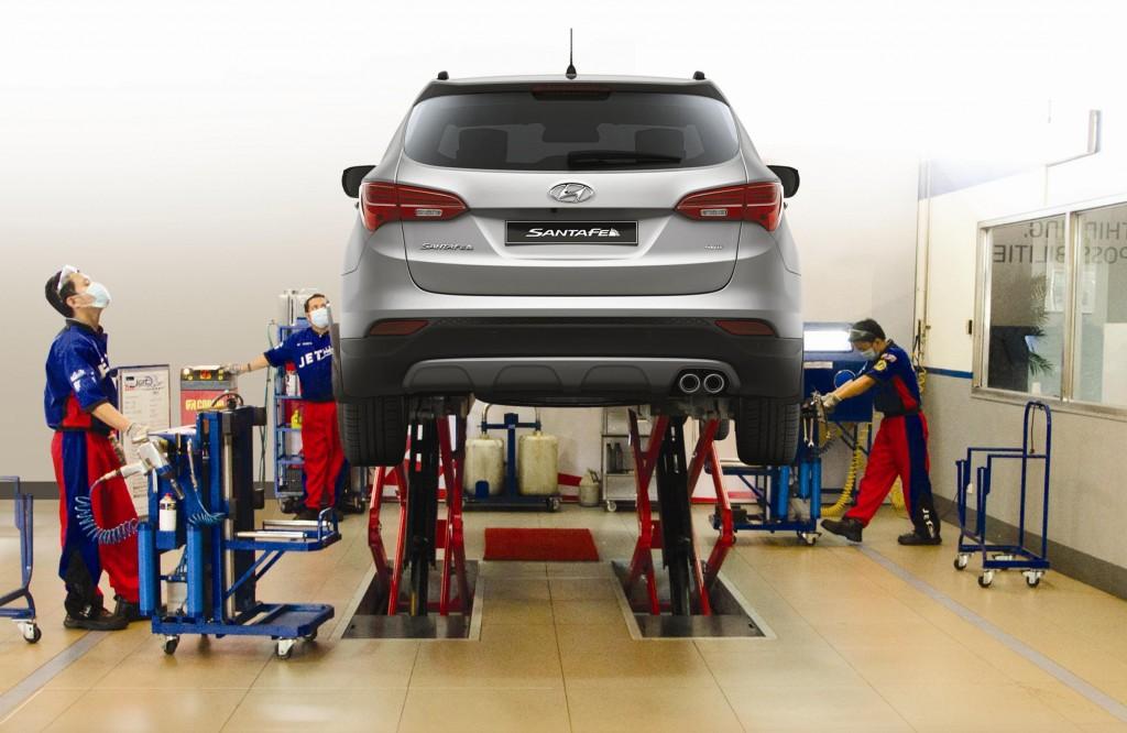 Muốn kinh doanh dịch vụ bảo hành ô tô phải đảm bảo 10 điều kiện