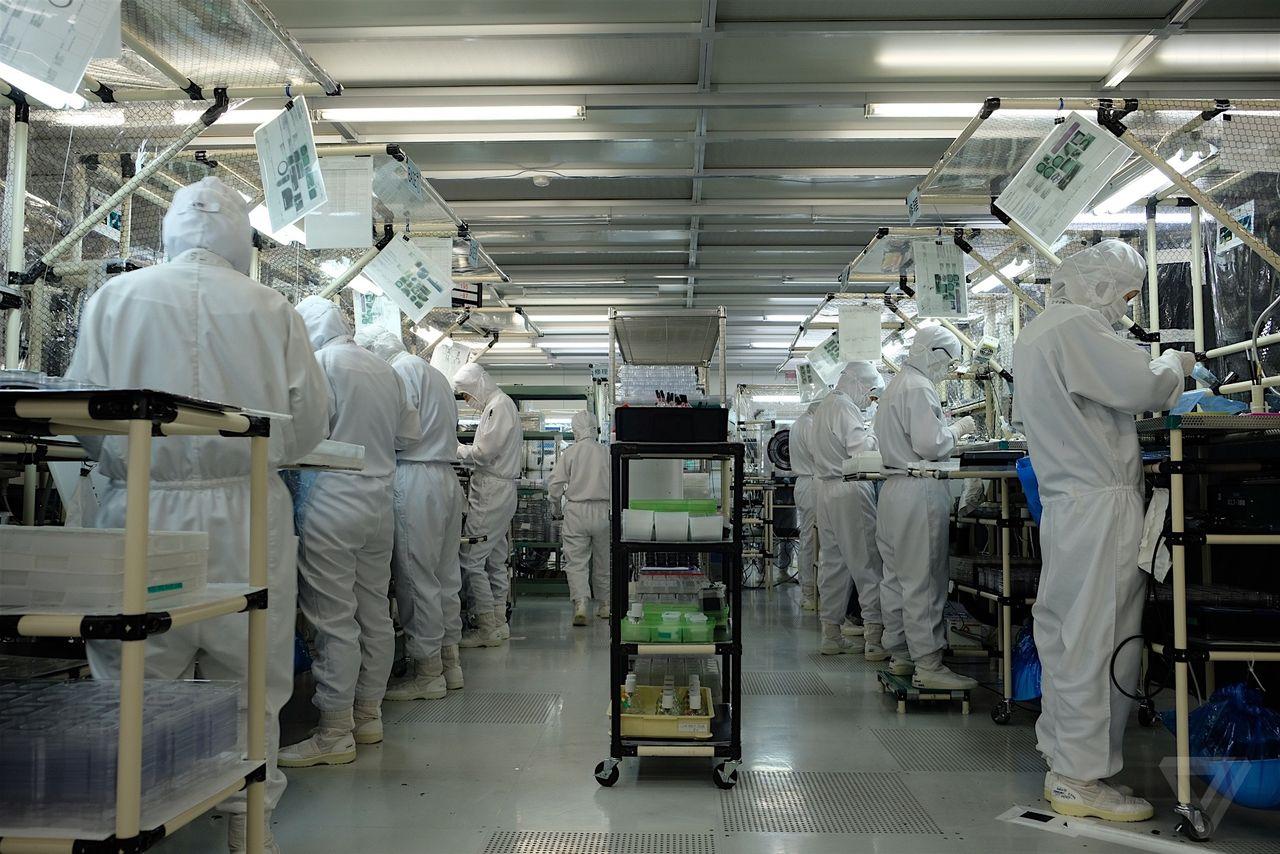 Tư vấn thành lập nhà máy lắp ráp, sản xuất thiết bị điện