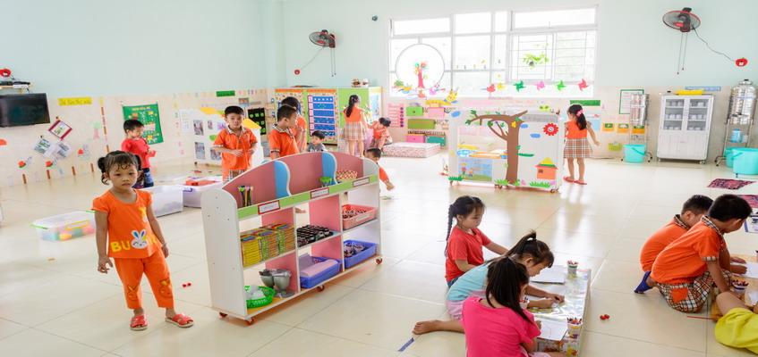 Tư vấn thành lập trường mầm non tư thục tại Hà Nội