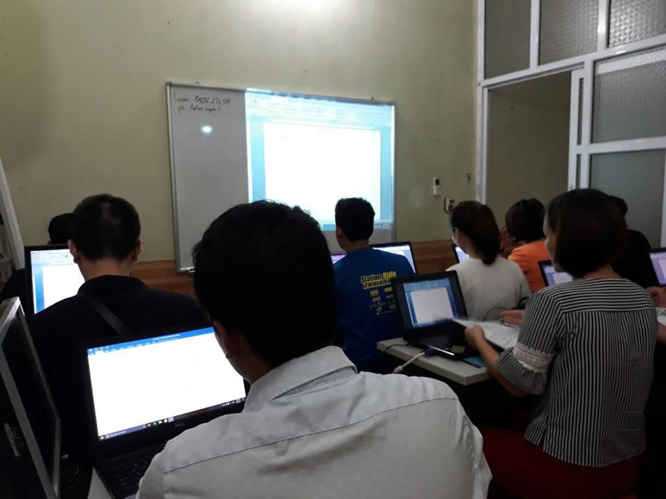 Tư vấn thủ tục thành lập trung tâm đào tạo tin học