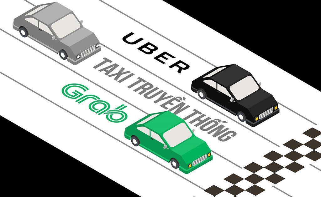"""""""Đại chiến"""" taxi: Vụ Vinasun kiện Grab: Số tiền bồi thường 41 tỷ thiếu cơ sở pháp lý"""