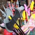 Kinh doanh đồ chơi bạo lực có thể bị phạt tới 100 triệu đồng-internet