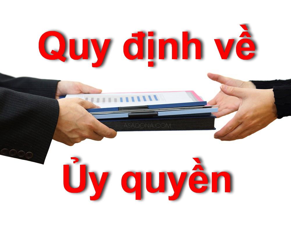 Người đại diện theo pháp luật của công ty có thể ủy quyền cho người khác ký hợp đồng?