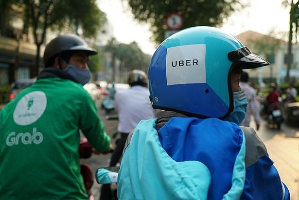 Nếu thương vụ Grab mua lại Uber Đông Nam Á vi phạm Luật Cạnh tranh thì xử phạt thế nào?