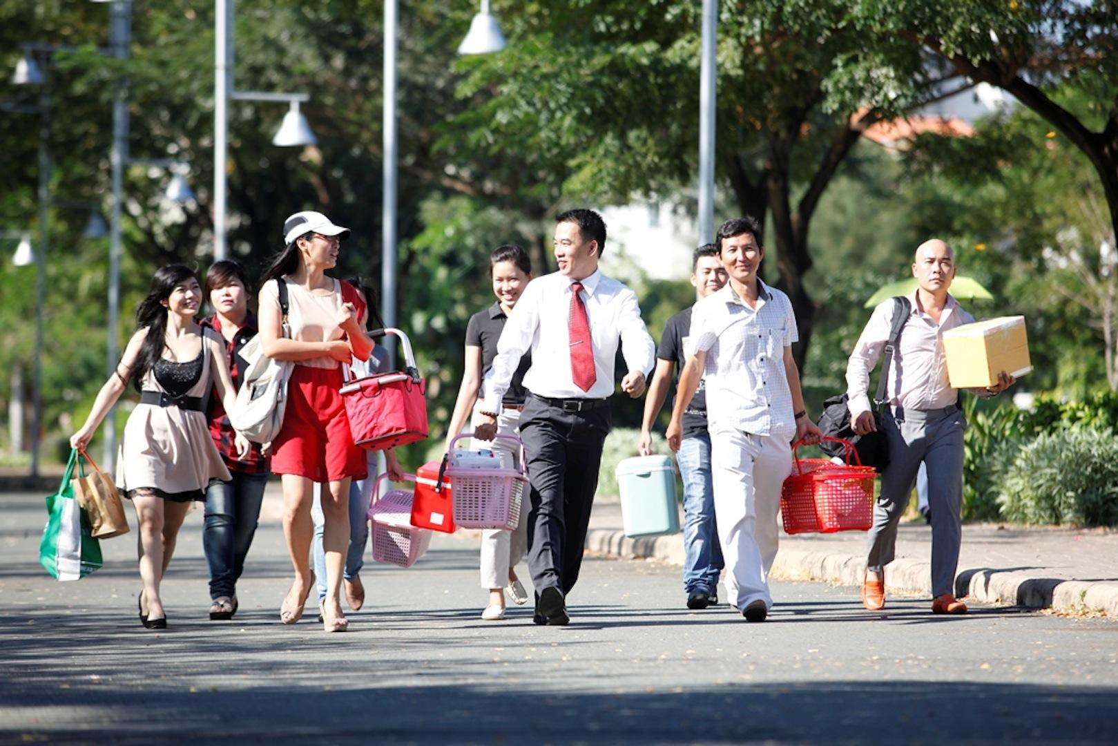 Tư vấn pháp luật cho Việt Kiều
