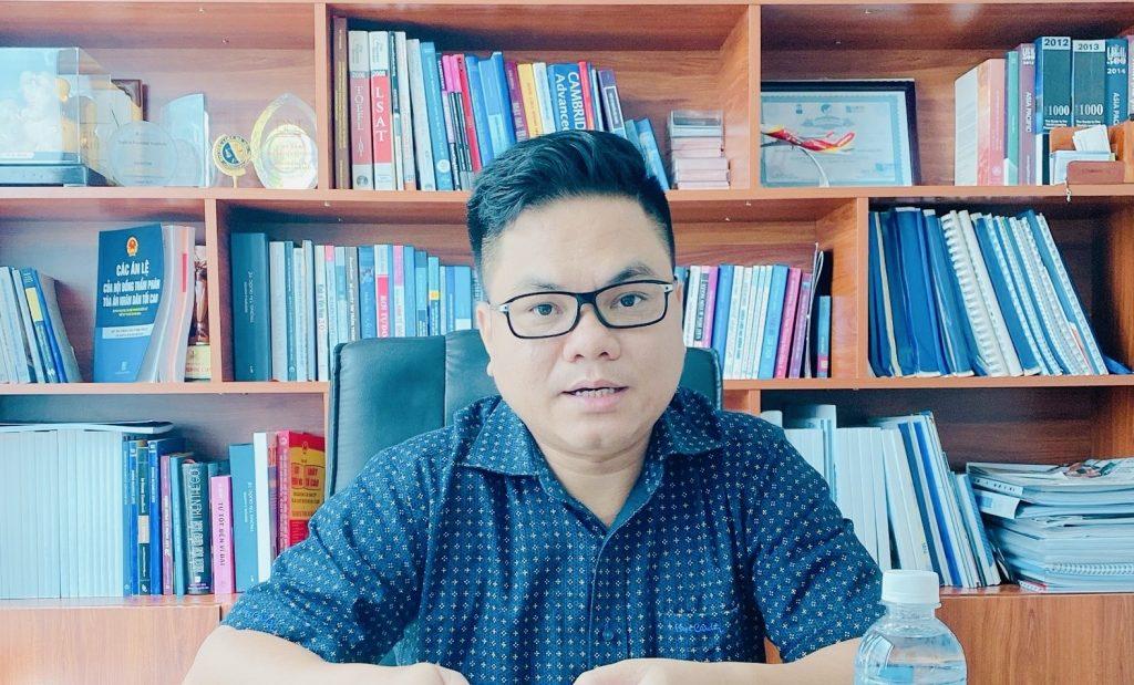 Liên hệ luật sư Nguyễn Thanh Hà.