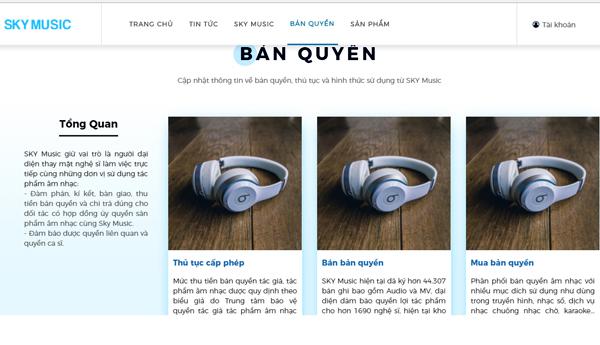 Luật sư phân tích lùm xùm Sky Music xâm phạm bản quyền âm nhạc
