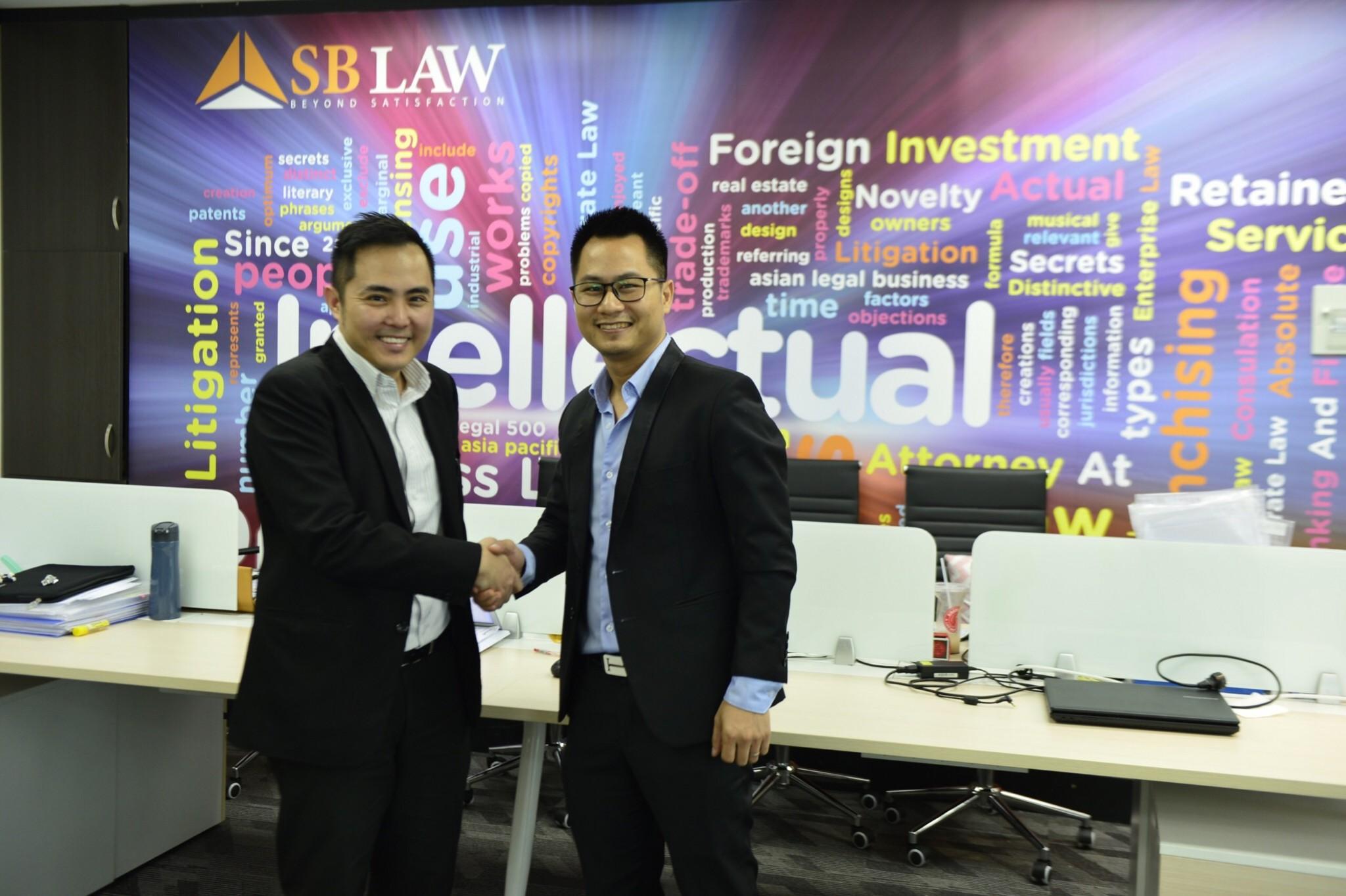 SBLAW hợp tác với hãng luật Munhoe & Mar, Malaysia