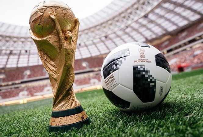 Cảnh báo vi phạm bản quyền World Cup 2018 tại Việt Nam