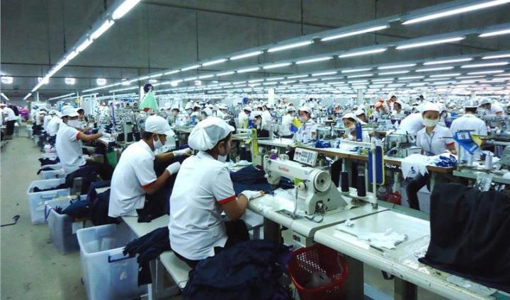 Danh mục sản phẩm được ưu tiên phát triển trong ngành công nghiệp hỗ trợ dệt – may