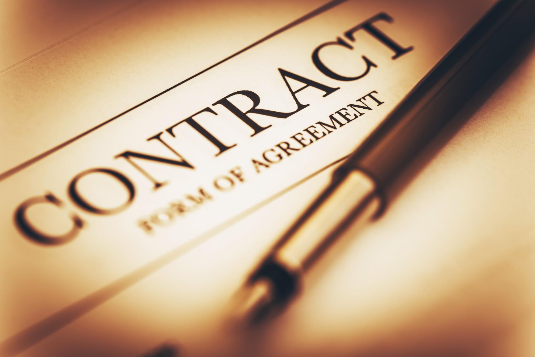 Doanh nghiệp chưa thành lập có thể giao kết hợp đồng dân sự?