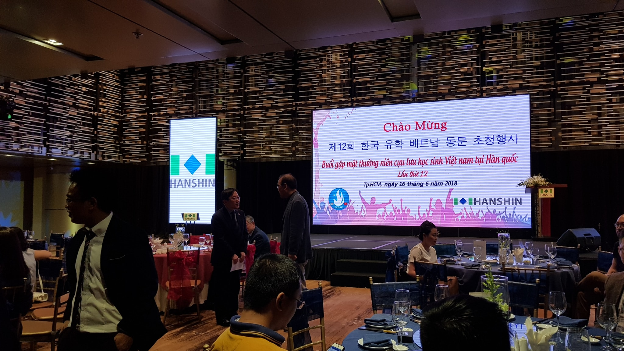 Luật sư Nguyễn Tiến Hoà tham dự hội nghị hội du học Hàn Quốc tại Việt Nam