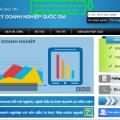 Trình tự, thủ tục về công bố nội dung đăng ký doanh nghiệp - internet