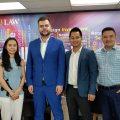 Luật sư SBLAW gặp gỡ và làm việc với đối tác tới từ Cộng hoà Séc