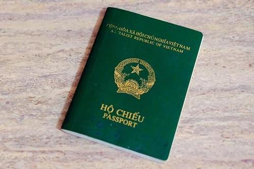 Thủ tục làm hộ chiếu tại Việt Nam