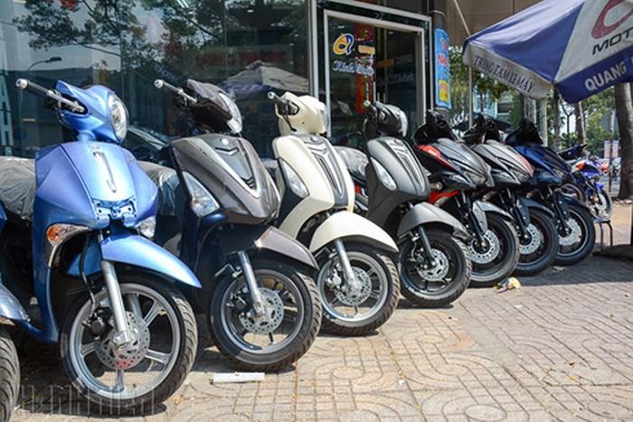 Xử lý về việc chậm đóng tiền trả góp mua xe máy