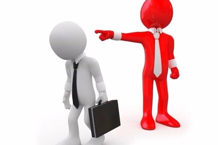 Trình tự xử lý sa thải đối với người lao động