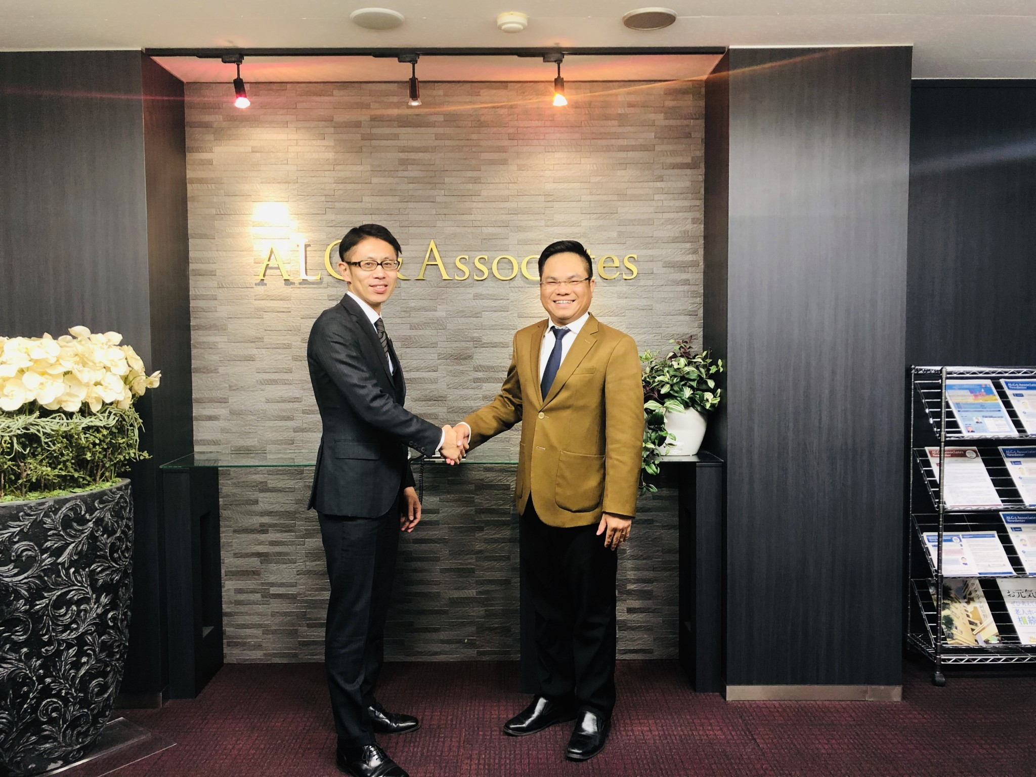 SBLAW ký biên bản hợp tác với hãng luật ALG Nhật Bản