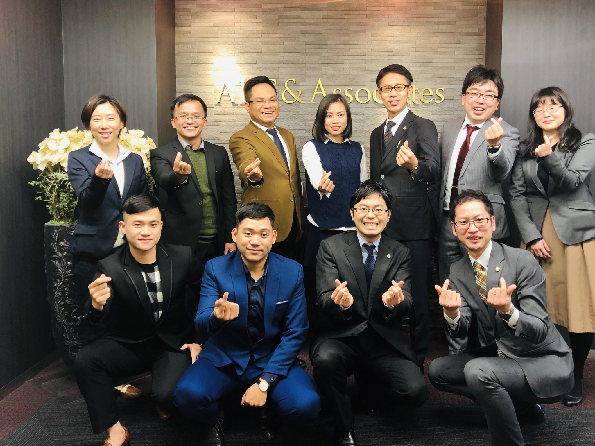 Mở công ty tại Nhật Bản.