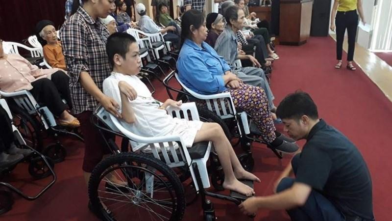 Bảo hiểm xã hội dành cho người khuyết tật: Điểm tựa an sinh