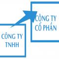 Thủ tục chuyển đổi Công ty TNHH thành Công ty cổ phần
