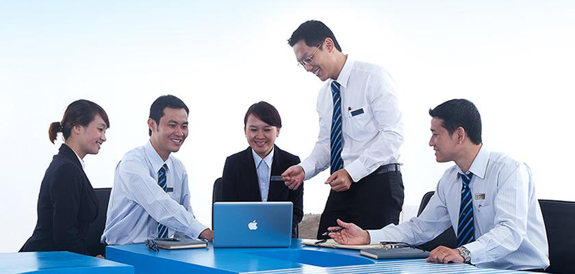 Thủ tục thay đổi đăng ký kinh doanh qua mạng