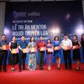 Luật sư SBLAW nhận kỷ niệm chương của We cretate Vietnam.