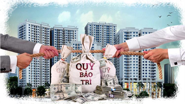 Một số vấn đề về tranh chấp quản lý quỹ bảo trì chung cư
