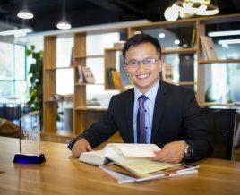 Luật sư Trần Trung Kiên