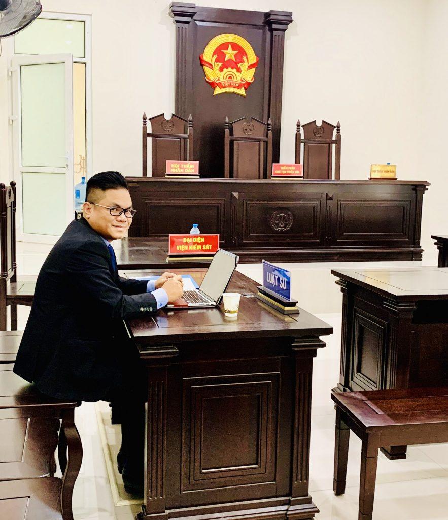 Luật sư Nguyễn Thanh Hà tham gia giải quyết tranh chấp tên miền tại toà án