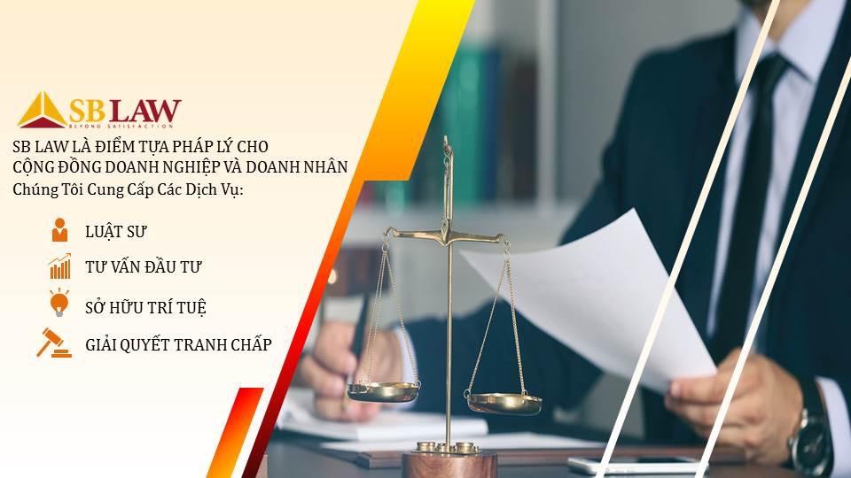 SBLAW – điểm tự pháp lý cho doanh nghiệp