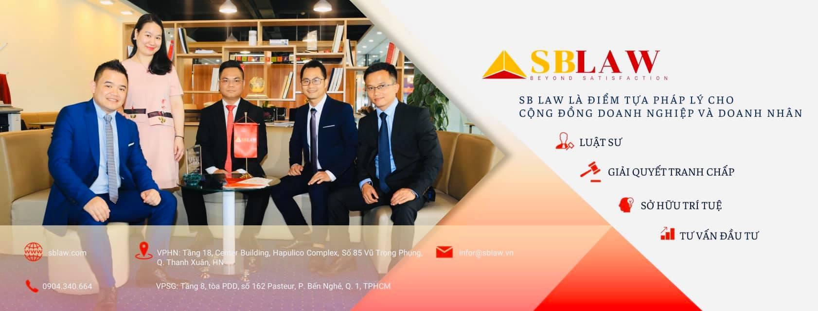 Đội ngũ luật sư SBLaw