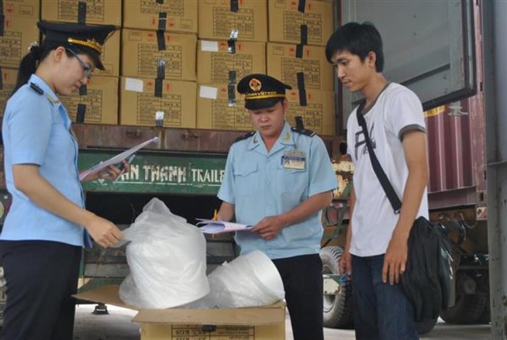Quy định về kiểm tra, giám sát, tạm dừng các thủ tục hải quan đối với hàng hóa xuất khẩu, nhập khẩu có yêu cầu bảo vệ quyền sở hữu trí tuệ