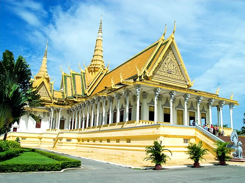THÀNH LẬP VĂN PHÒNG ĐẠI DIỆN TẠI VƯƠNG QUỐC CAMBODIA
