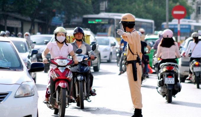 Đối tượng được miễn, giảm tiền phạt vi phạm giao thông