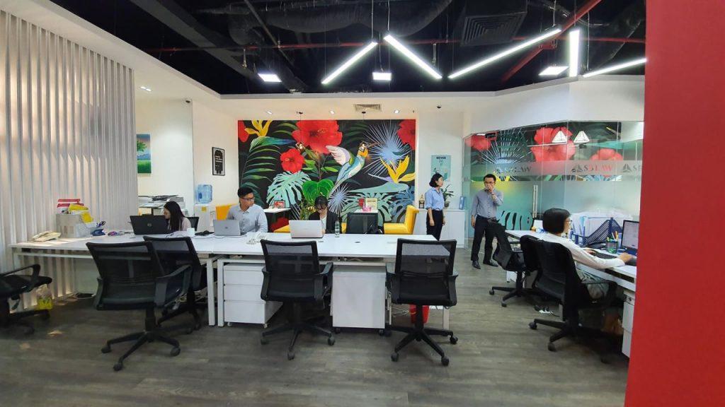 Văn phòng làm việc của sblaw