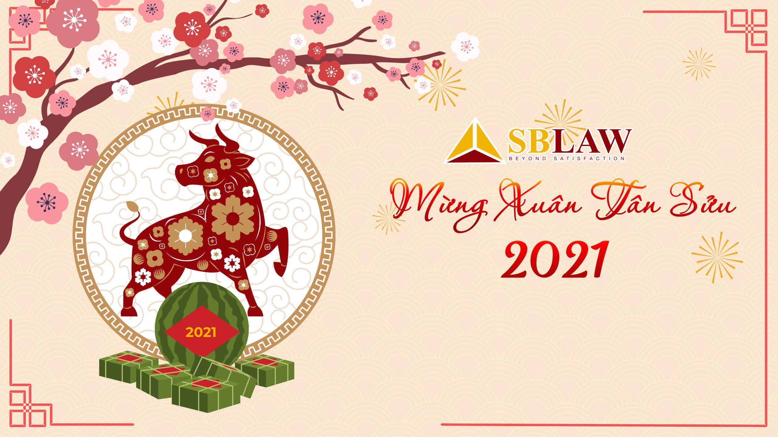 Chúc mừng năm mới Tân Sửu 2021.