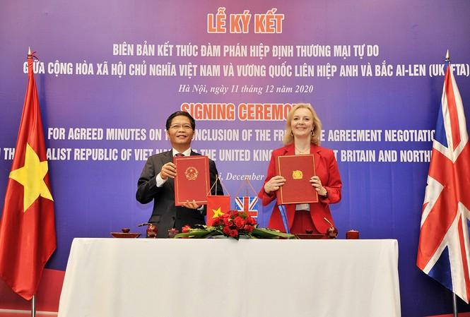 Biểu thuế xuất nhập khẩu ưu đãi thực hiện Hiệp định UKVFTA