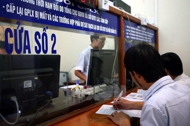 Thủ tục đổi Giấy phép lái xe nước ngoài sang giấy phép tương ứng của Việt Nam